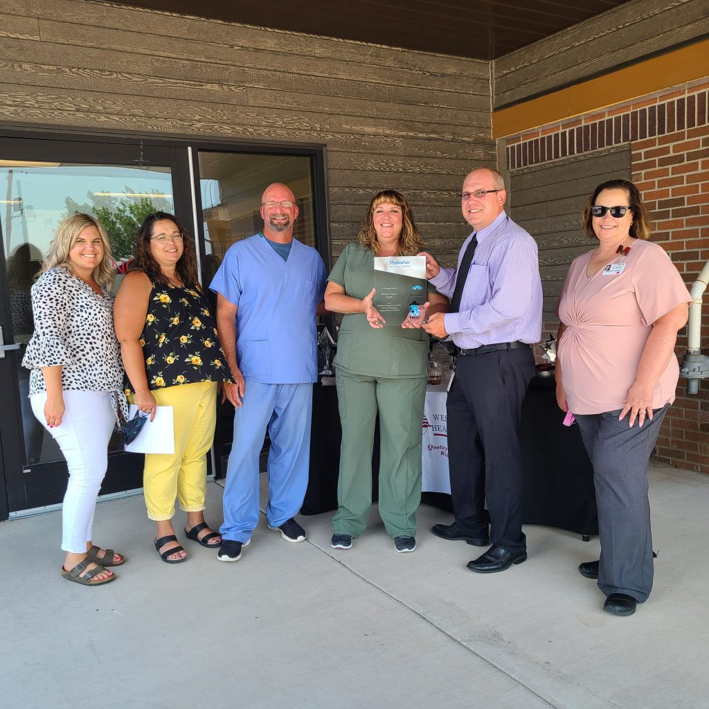 WCHS is now a Pediatric Receiving Facility